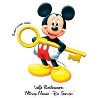 Mickey Mouse De Sleutel